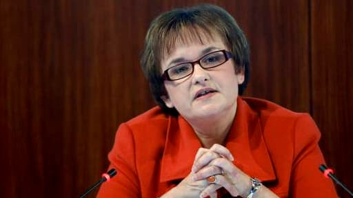 Sabine Lautenschläger est favorite pour succéder à Jörg Asmussen au sein du directoire de la BCE.