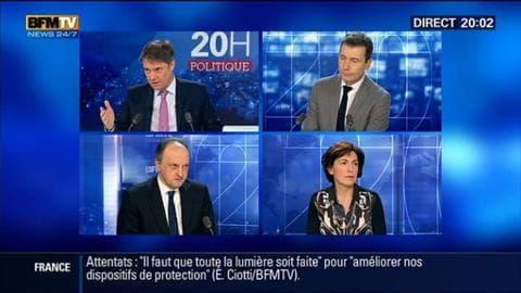 20H Politique: Lutte contre le terrorisme: les annonces de Manuel Valls sont-elles à la hauteur des attentes ? - 21/01