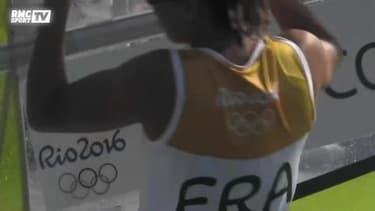 Rétro 2016 - Charline Picon championne olympique en planche à voile
