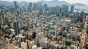 Avis de grand frais sur le marché immobilier incandescent de Hong Kong