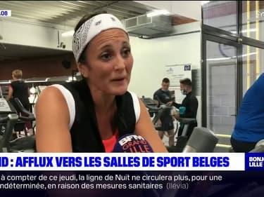 Covid-19: les Lillois affluent dans les salles de sport belges