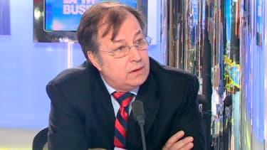 Richard Girardot, le président de Nestlé France, était l'invité de Stéphane Soumier dans Good Morning Business ce lundi 15 avril 2013