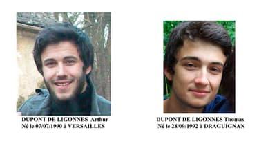 La famille Dupont de Ligonnès.