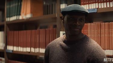 """Omar Sy dans la bande-annonce de """"Lupin"""""""