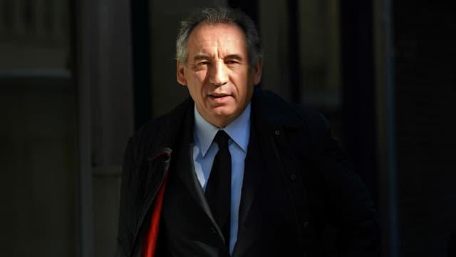 François Bayrou, de retour dans un gouvernement ce mercredi.