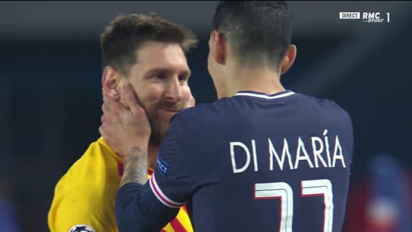 Messi et Di Maria