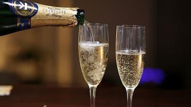Les expéditions de champagne ont, en 2016, généré un chiffre d'affaires proche de leur record