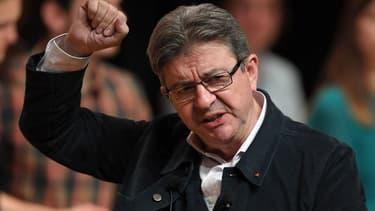 Jean-Luc Mélenchon espère arriver à un taux de chômage de 6% d'ici à 2017.