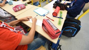 Des médecins ont décelé des cas de gale sur des enfants d'une école des Hauts-de-Seine.