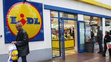 Des magasins Lidl de Seine-Saint-Denis et de l'Essonne et des Yvelines seraient fermés ce jeudi.
