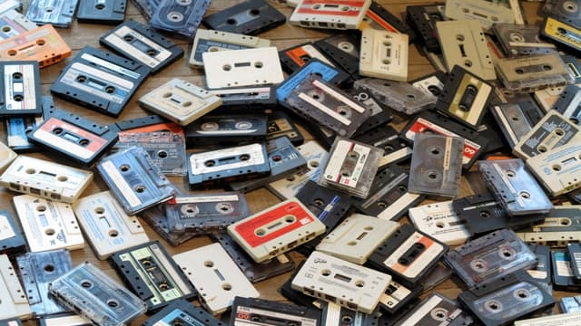 Les ventes de cassettes ont augmenté de 75% en 2016 aux États-Unis.