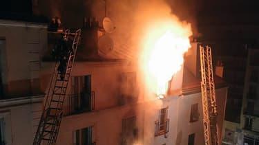 L'incendie de Paris, le 2 septembre 2015