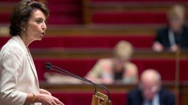 Marisol Touraine, la ministre des Affaires sociales, a ouvert le débat à l'Assemblée sur la réforme des retraites. Il doit durer une semaine.