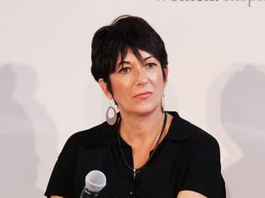 Ghislaine Maxwell, ex-compagne de Jeffrey Epstein.