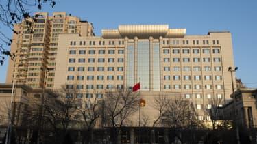 Un tribunal à Tianjin, en Chine (photo d'illustration).