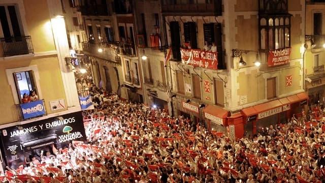 Une Française de 22 ans a porté plainte pour viol alors qu'elle participait aux traditionnelles fêtes de San Fermin à Pampelune, en Espagne.