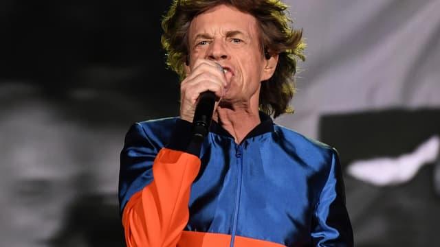 Mick Jagger, le 7 octobre 2016