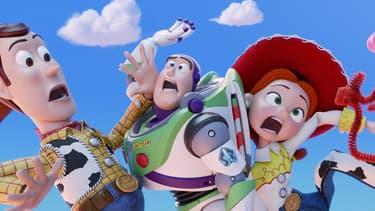 """""""Toy Story 4"""" sort le 26 juin en France."""