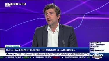 Philippe Lauzeral (Stellium) : Quels placements pour profiter au mieux de sa retraite ? - 30/07