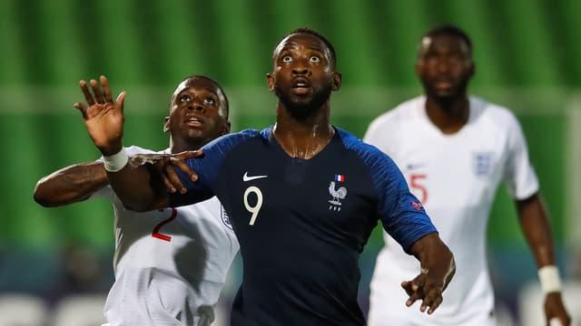 Moussa Dembélé France Espoirs