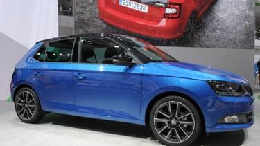 Opération de promotion originale et technologique chez le constructeur automobile Skoda France qui a lancé la campagne « printmyfabia » permettant d'imprimer en  3D et en miniature, son modèle Fabia personnalisé.