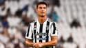 Cristiano Ronaldo sous le maillot de la Juventus en août 2021