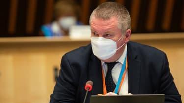 Michael Ryan, directeur des questions d'urgence sanitaire à l'OMS.