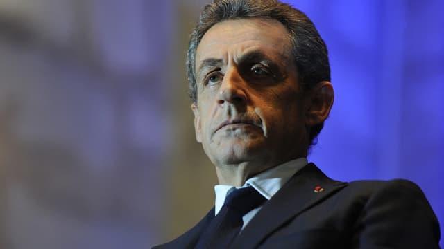 Nicolas Sarkozy avait porté plainte pour faux contre Mediapart (photo d'illustration)