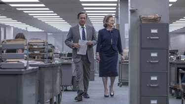 "Tom Hanks et Meryl Streep dans ""Pentagon Papers"" de Steven Spielberg"