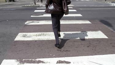 Le nombre de piétons victimes d'accidents de la route est en augmentation ces dernières années.