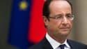 La cote de popularité de François Hollande a chuté de trois points en juin.