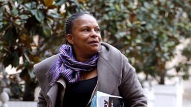 """Christiane Taubira """"n'a jamais souhaité s'inscrire"""" dans le débat sur les demandes de """"compensation financière"""" de l'esclavage"""