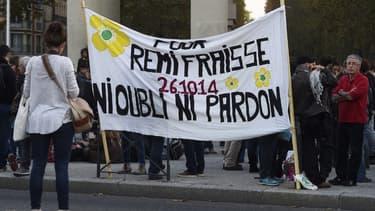 Manifestation à la mémoire de Rémi Fraisse, le 26 octobre 2016 à Toulouse