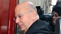 Patrick Buisson le 15 octobre 2012 à Paris.