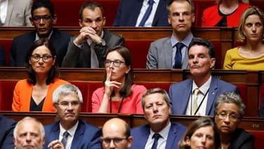 """Les députés de la majorité ont notamment déposé les fameux amendements """"yachts"""""""