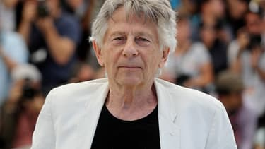 Roman Polanski en mai 2017 à Cannes