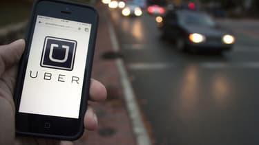 Une nouvelle version de l'application Uber est en cours de déploiement dans le monde.