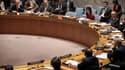 L'ambassadrice des Etats-Unis à l'ONU Nikki Haley prend la parole lors d'une réunion du Conseil de sécurité des Nations unies, le 7 avril, à New York.