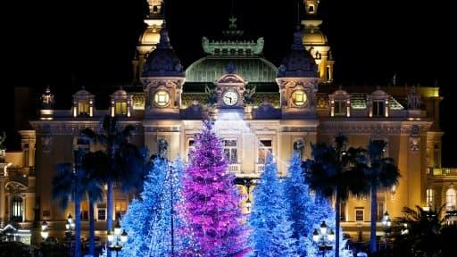Le casino de Monte Carlo, propriété de la SBM.
