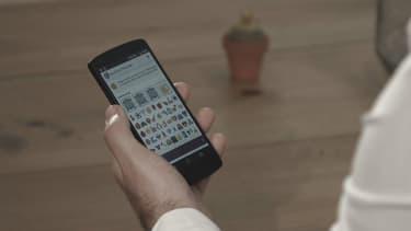 Une société britannique a développé un système de mot de passe basé sur des émoticônes.