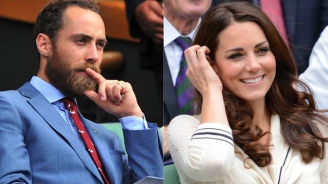 James Middleton, Kate Middleton