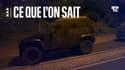 Un véhicule de police du RAID intervenant le 25 octobre 2021 dans le quartier de la Duchère à Lyon