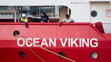 L'Ocean Viking -