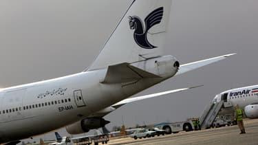 Iran Air a commandé 100 Airbus.