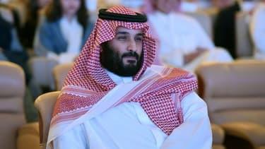 Le prince héritier Mohamed Ben Salmane