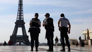La délinquance est en hausse à Paris.