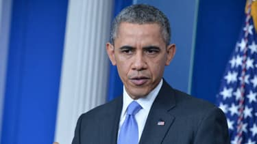 Barack Obama a donné sa dernière conférence de presse de l'année 2013, vendredi.