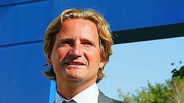 Charles Beigbeder, patron d'Annecy 2018, aura la tache de faire gagner la candidature française pour l'obtention des JO 2018