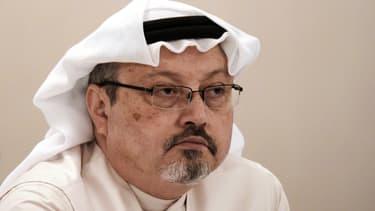 Jamal Khashoggi en 2014