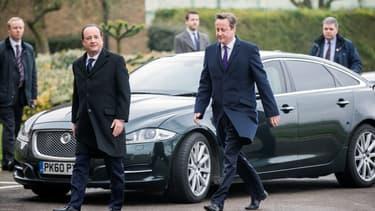 Hollande a salué l'intervention du Royaume-Uni en Syrie contre Daesh (photo d'illustration)